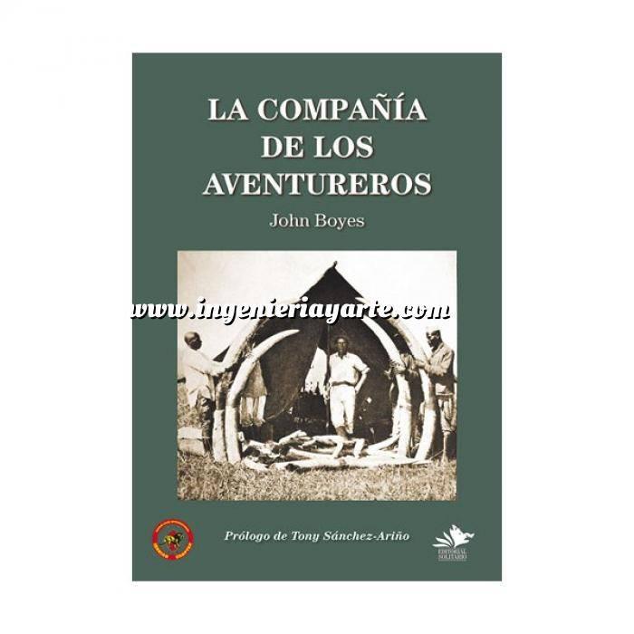 Imagen Caza internacional La compañia de los aventureros