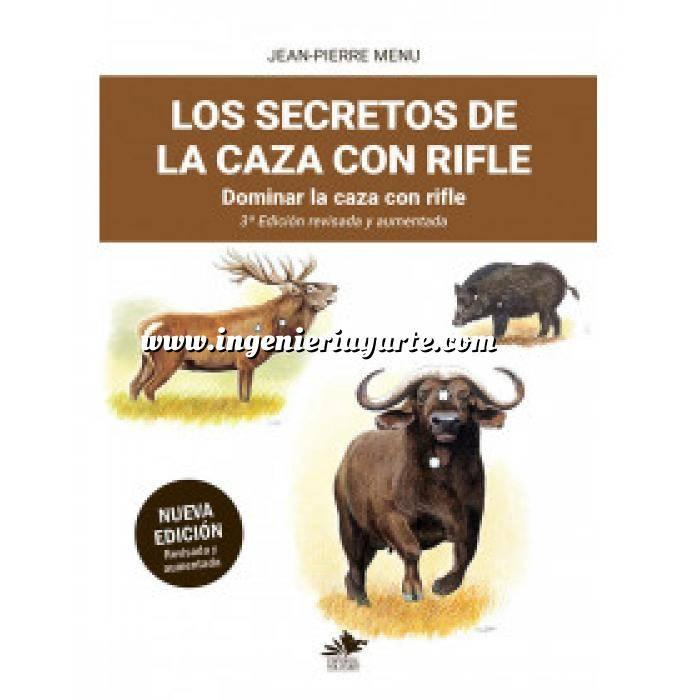 Imagen Caza mayor Los secretos de la caza con rifle