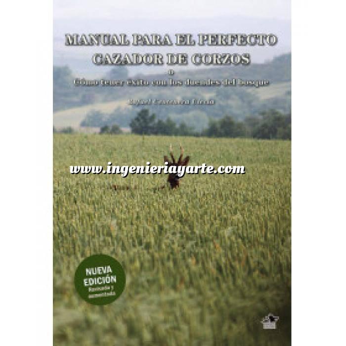 Imagen Caza mayor Manual para el perfecto cazador de corzos
