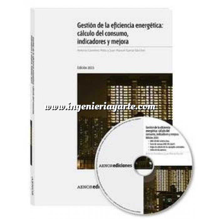 Imagen Certificación y Eficiencia energética Pack Eficiencia Energética. Edición 2015