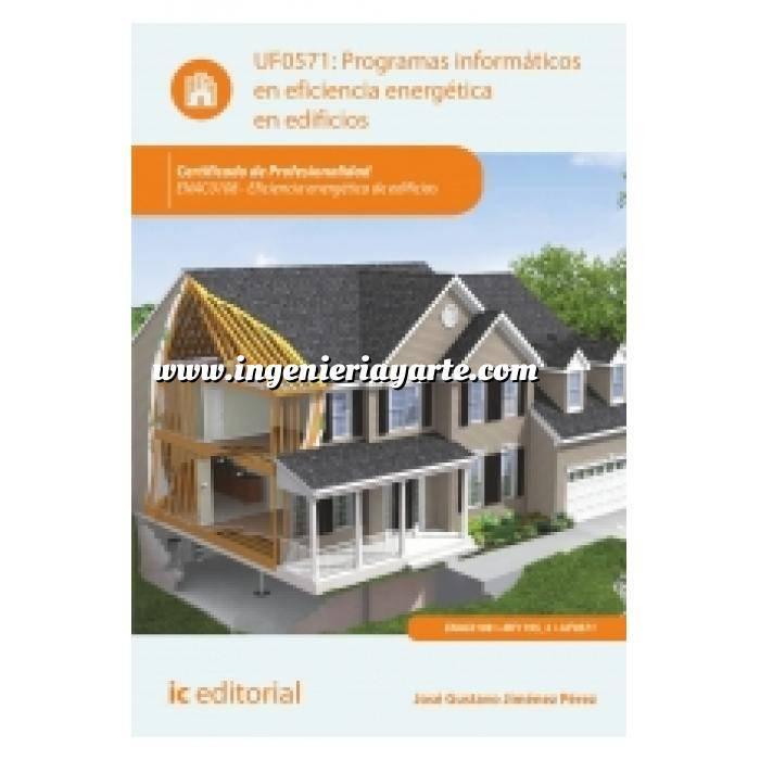 Imagen Certificación y Eficiencia energética Programas informáticos en eficiencia energética en edificios