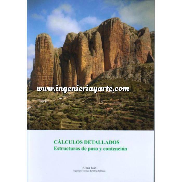 Imagen Cimentaciones Cálculos detallados. Estructuras de Paso y Contención