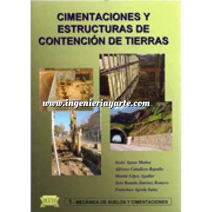 Imagen Cimentaciones Cimentaciones y estructuras de contención de tierras