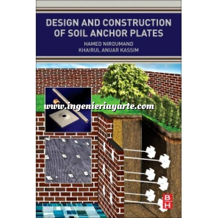 Imagen Cimentaciones Design and Construction of Soil Anchor Plates