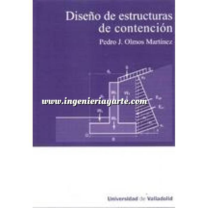 Imagen Cimentaciones Diseño de estructuras de contención