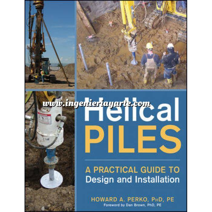 Imagen Cimentaciones Helical Piles A Practical Guide to Design and Installation