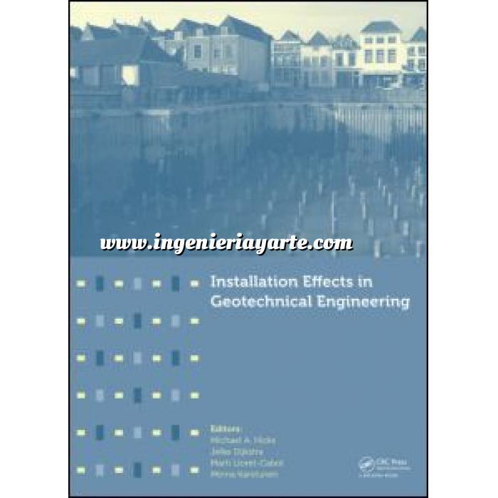 Imagen Cimentaciones Installation Effects in Geotechnical Engineering