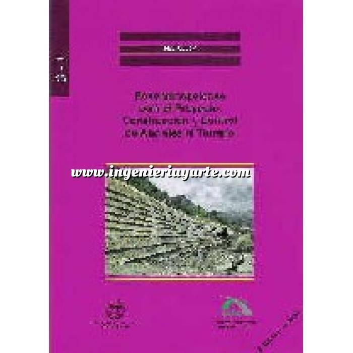 Imagen Cimentaciones Recomendaciones para el proyecto, construcción y control de anclajes al terreno : H.P.8-96