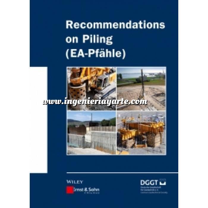 Imagen Cimentaciones Recommendations on Piling
