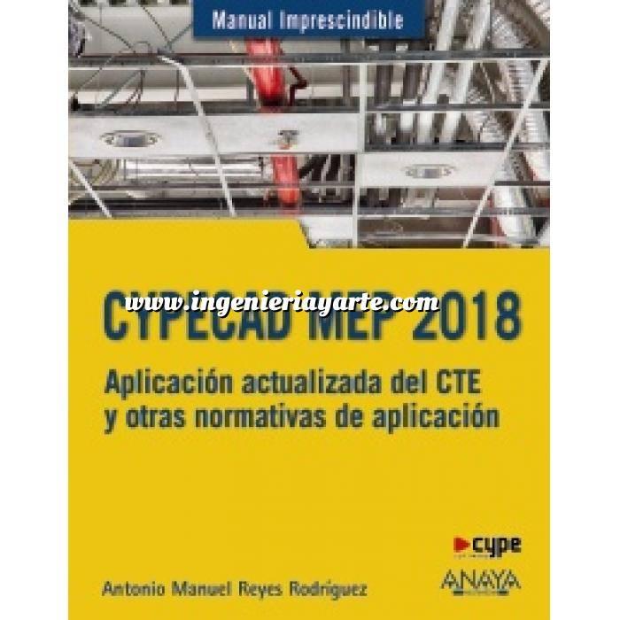 Imagen Climatización, calefacción, refrigeración y aire CYPECAD MEP 2018. Diseño y cálculo de instalaciones en los edificios