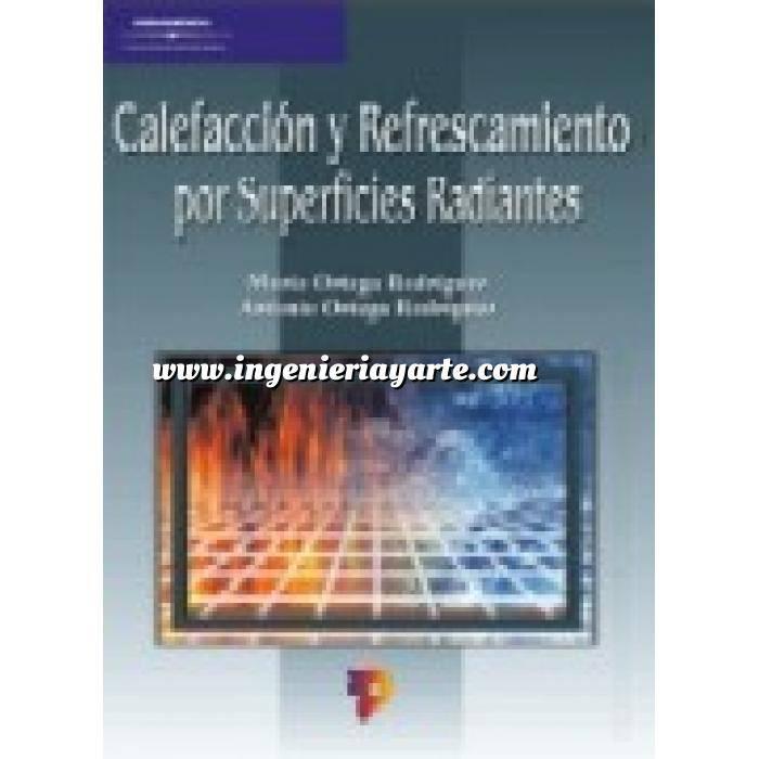 Imagen Climatización, calefacción, refrigeración y aire Calefaccion y refrescamiento por superficies radiantes