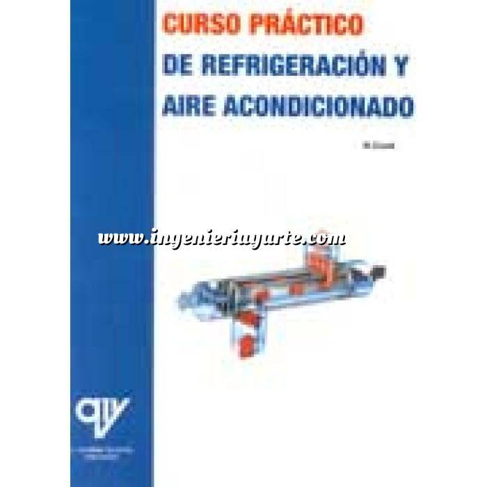 Imagen Climatización, calefacción, refrigeración y aire Curso práctico de refrigeración y aire acondicionado