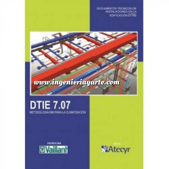 Imagen Climatización, calefacción, refrigeración y aire DTIE 7.07 Metodologia BIM para la climatización