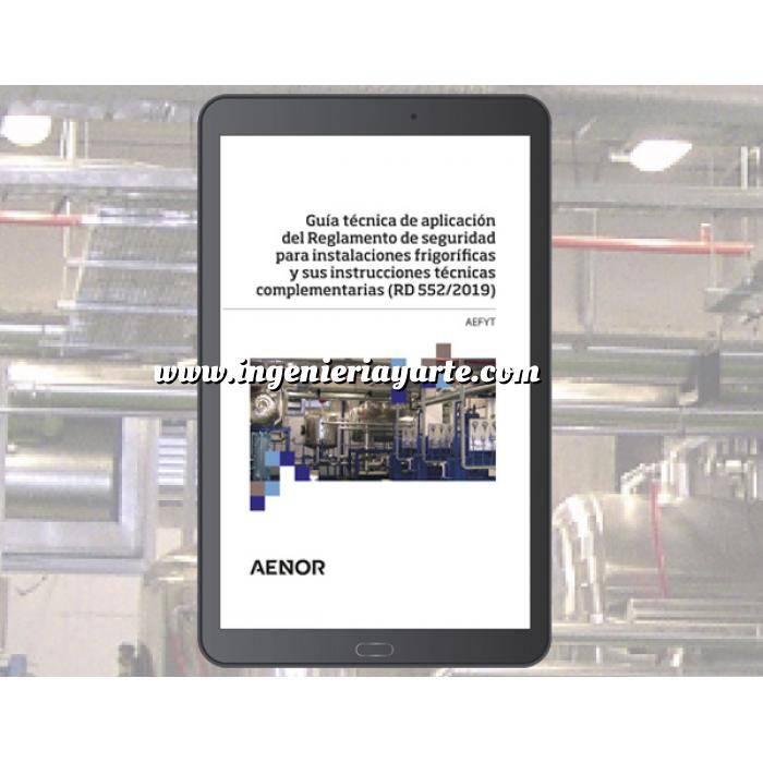 Imagen Climatización, calefacción, refrigeración y aire Guía técnica de aplicación del Reglamento de Seguridad para Instalaciones Frigoríficas