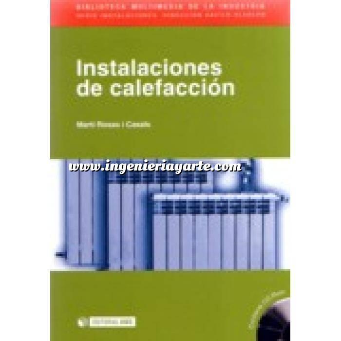 Imagen Climatización, calefacción, refrigeración y aire Instalaciones de calefacción