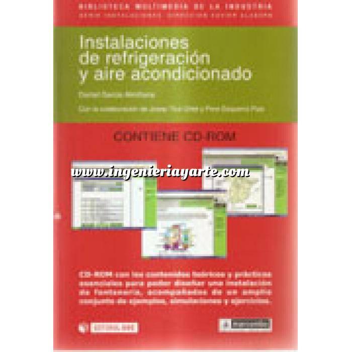 Imagen Climatización, calefacción, refrigeración y aire Instalaciones de refrigeración y aire acondicionado