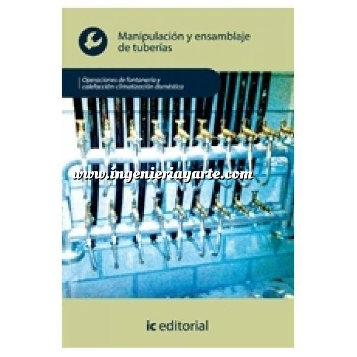Imagen Climatización, calefacción, refrigeración y aire Manipulación y ensamblaje de tuberías
