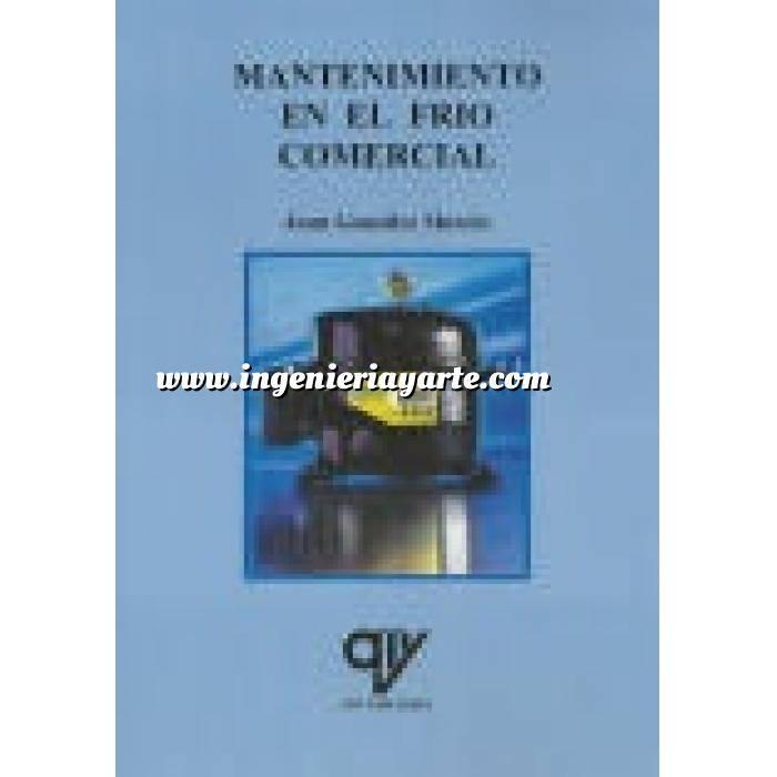 Imagen Climatización, calefacción, refrigeración y aire Mantenimiento en el frío comercial