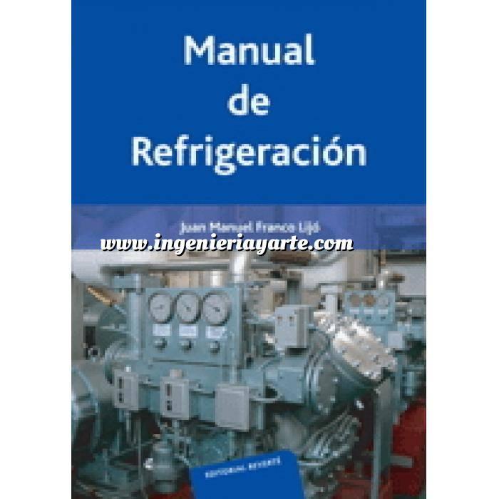 Imagen Climatización, calefacción, refrigeración y aire Manual de refrigeración