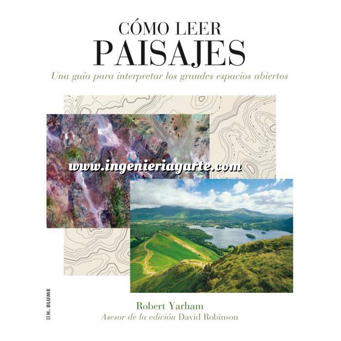 Imagen Configuración del paisaje Cómo leer paisajes. Una guía para comprender los grandes espacios exteriores