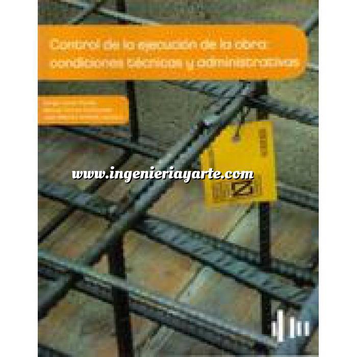 Imagen Control de calidad Control de ejecución de la obra.condiciones tecnicas y administrativas