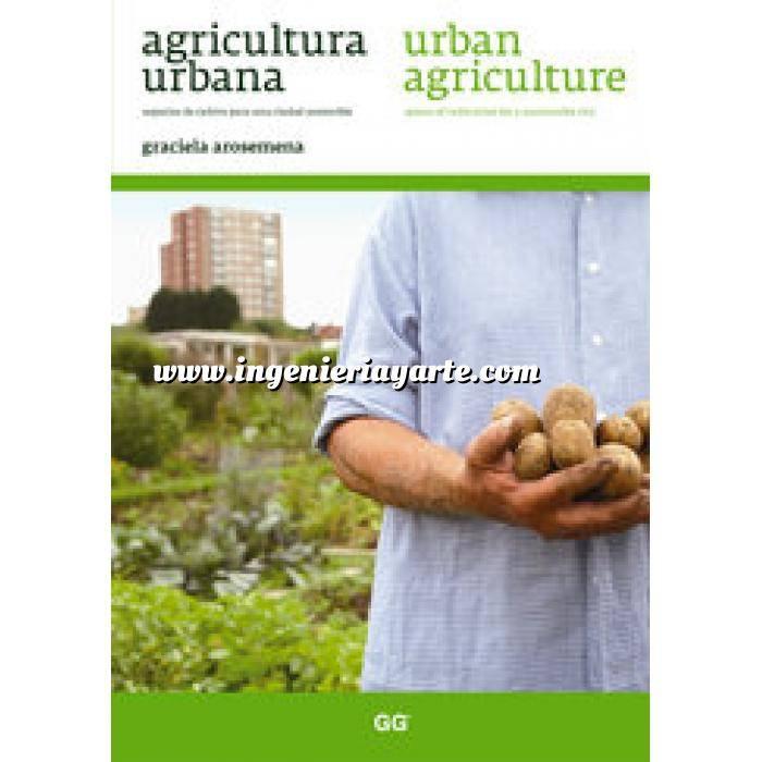Imagen Cultivos Herbáceos Agricultura urbana. Espacios de cultivo para una ciudad sostenible
