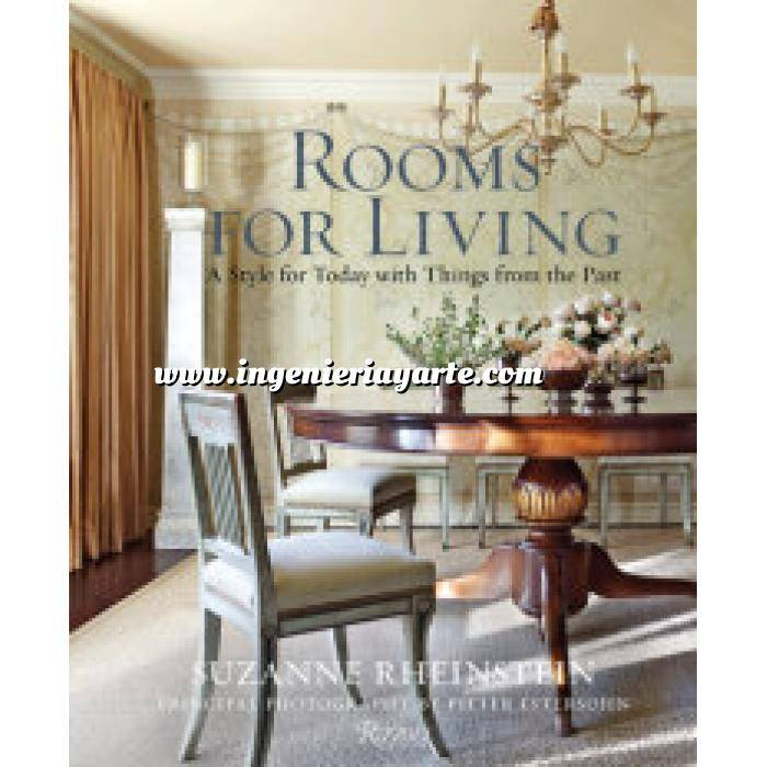 Imagen Decoradores e interioristas Rooms for Living: A Style for Today with Things from the Past