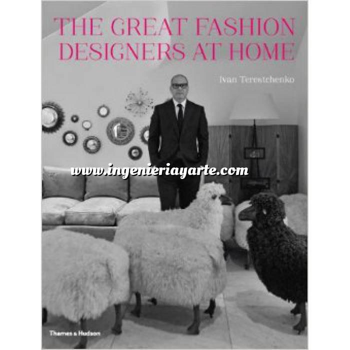 Imagen Decoradores e interioristas The Great Fashion Designers at home