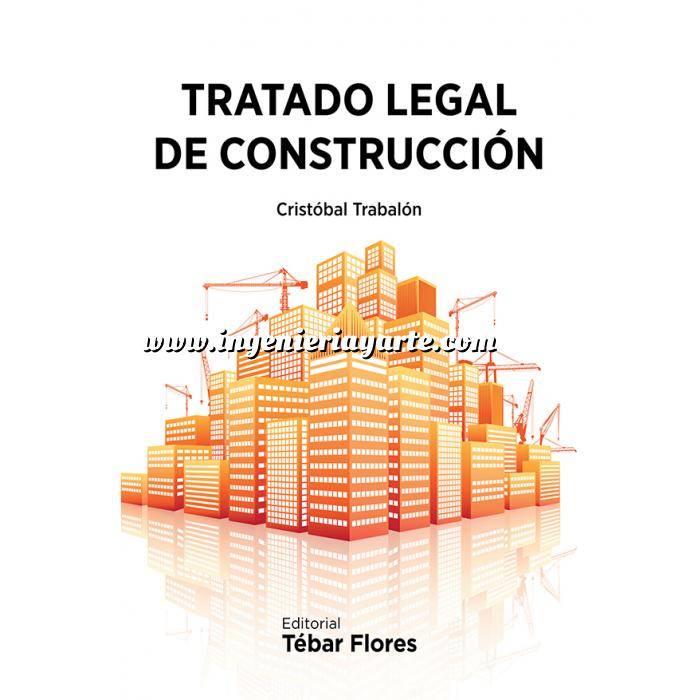 Imagen Derecho de la construcción y legislación Tratado Legal de Construcción