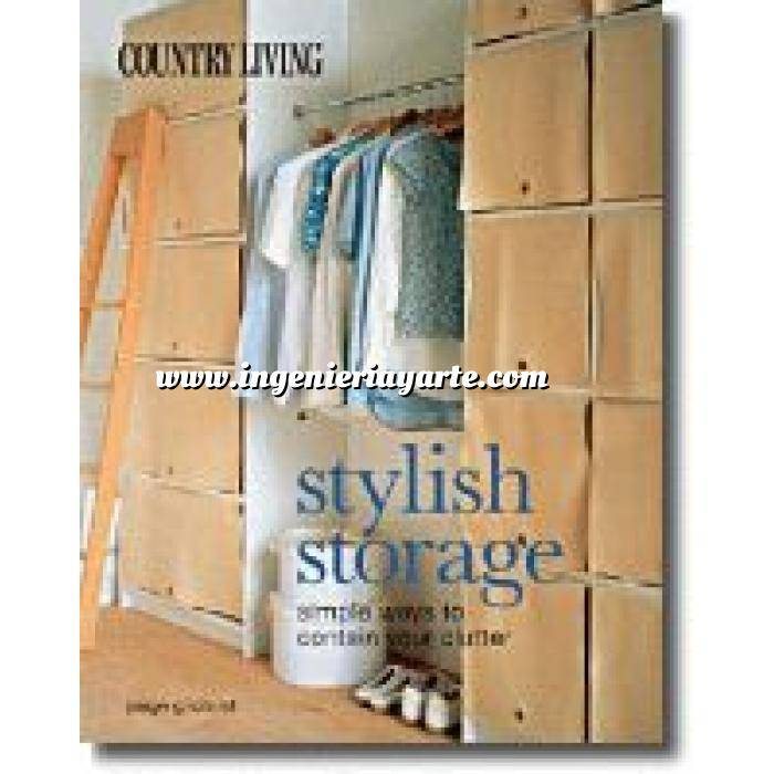 Imagen Detalles decorativos Country living stylish storage. Simple ways to contain your clutter