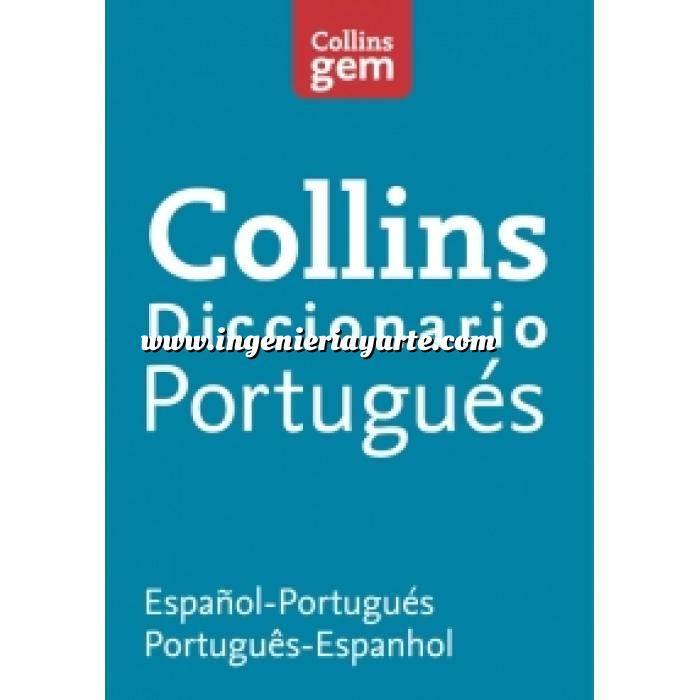 Imagen Diccionarios lingüísticos Diccionario Portugués (Gem)  Español-Portugués Português-Espanhol