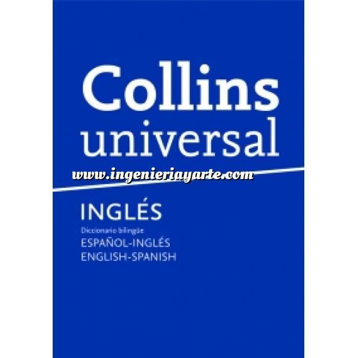 Imagen Diccionarios lingüísticos Universal Inglés Diccionario Bilingüe Español-Inglés English-Spanish