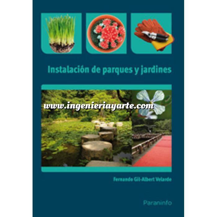 Imagen Diseño de jardines Instalación de parques y jardines