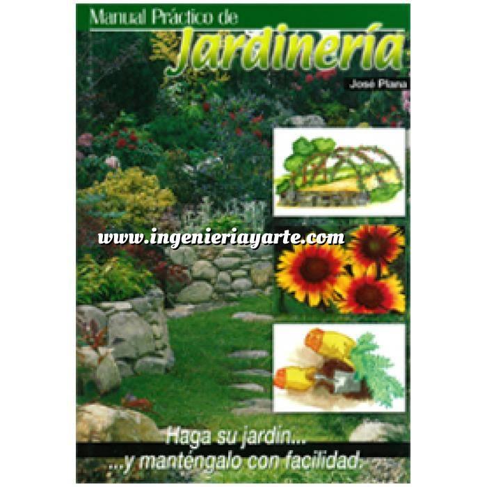 Imagen Diseño de jardines Manual práctico de jardinería