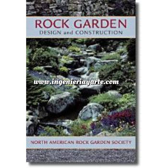 Imagen Diseño de jardines Rock garden. Design and construction