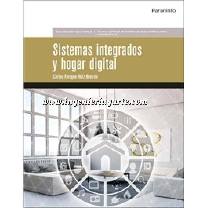 Imagen Domótica Sistemas integrados y hogar digital