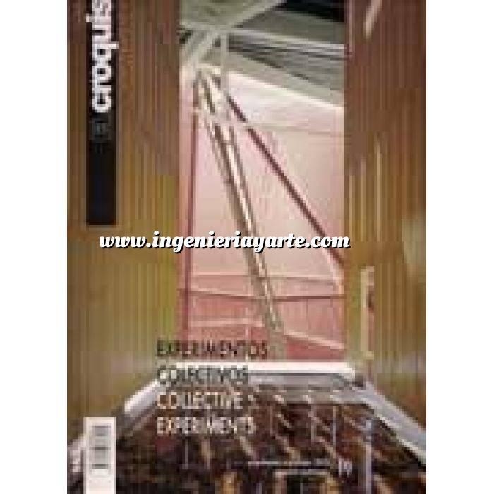 Imagen El croquis El Croquis Nº 148. Experimentos colectivos. Arquitectos Españoles 2010