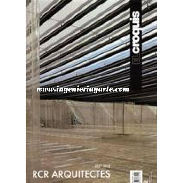 Imagen El croquis El Croquis Nº 162.Rcr Arquitectes 2007-2012