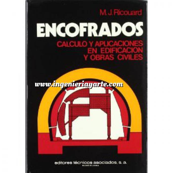 Imagen Encofrados Encofrados. Cálculo y aplicaciones en edificación y obras civiles.