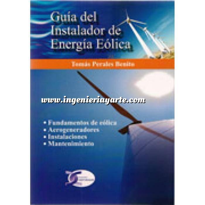 Imagen Energía eólica Guía Instalador Energía Eólica