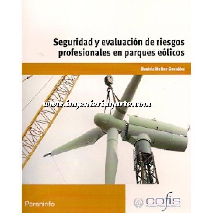 Imagen Energía eólica Seguridad y evaluación de riegos profesionales en parques eólicos