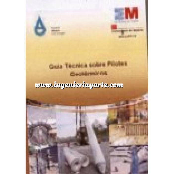 Imagen Energía geotérmica Guía Técnica sobre Pilotes Geotérmicos