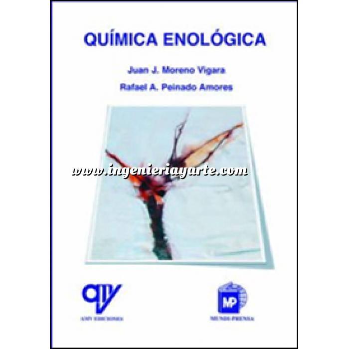Imagen Enología Química enológica