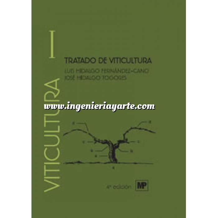 Imagen Enología Tratado de viticultura