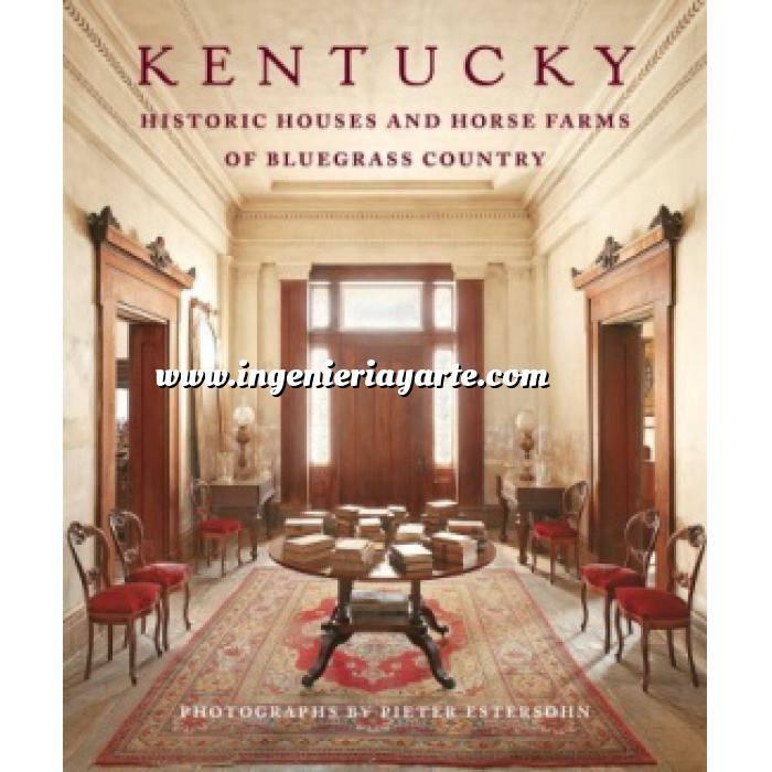 Imagen Estilo americano Kentucky. Historic Houses and Horse Farms of Bluegrass Country
