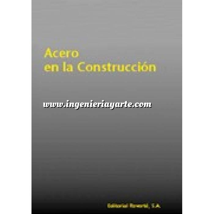 Imagen Estructuras de acero El acero en la construcción 2 vol.
