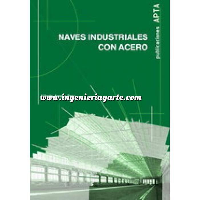 Imagen Estructuras de acero Naves industriales con acero
