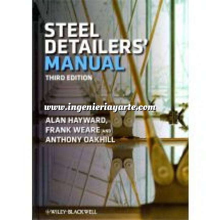 Imagen Estructuras de acero Steel Detailers' Manual