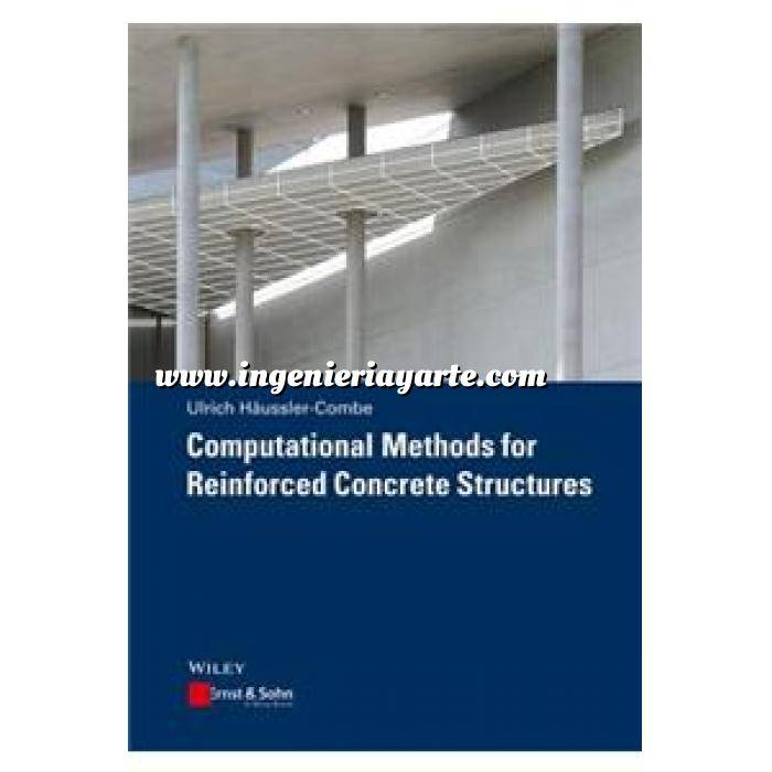 Imagen Estructuras de hormigón Computational Methods for Reinforced Concrete Structures