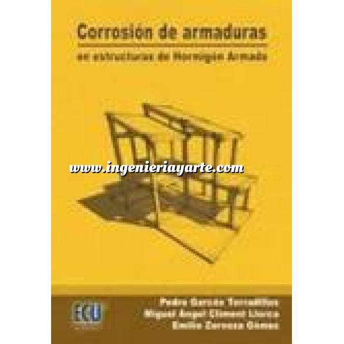 Imagen Estructuras de hormigón Corrosión de armaduras en estructuras de hormigón armado